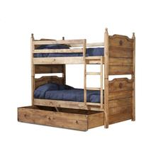 Complete Twin Bunk Bed - Texas Star