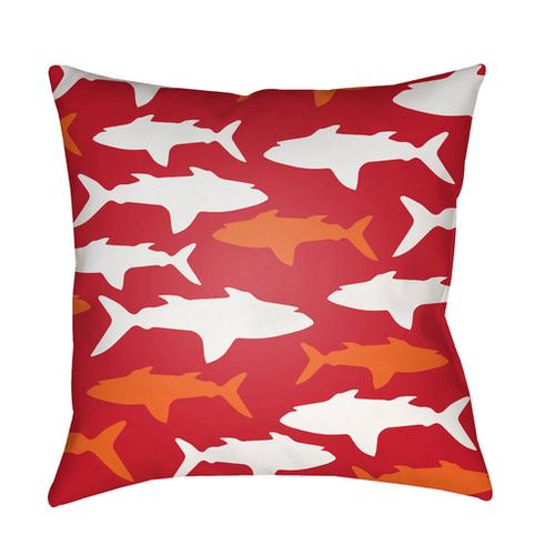 """Sharks LIL-077 18""""H x 18""""W"""