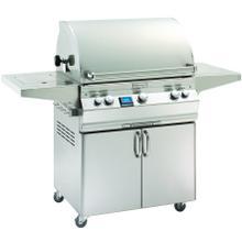 See Details - Aurora Stand Alone W/side Burner & Rotisserie Backburner