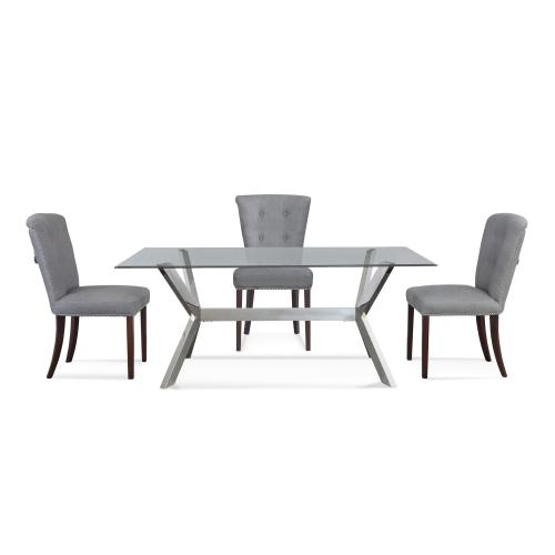 Bowen Rect Dining Table