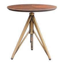 Konrad Side Table  Carob
