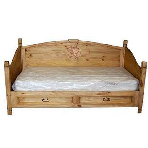 2 Drawer Daybedtx (4pc)
