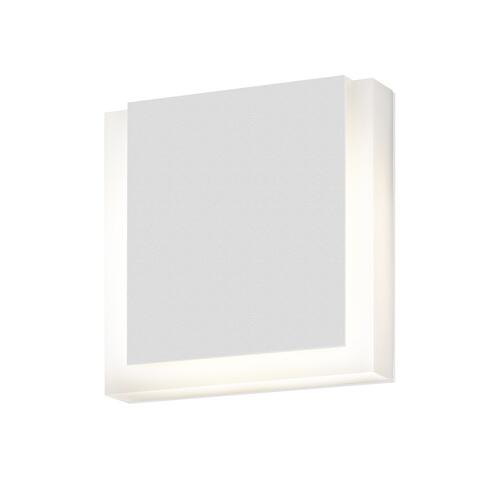 Sonneman - A Way of Light - SQR LED Sconce [Color/Finish=Textured White]