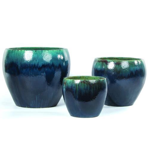 Alfresco Home - Noble Planter - set of 3