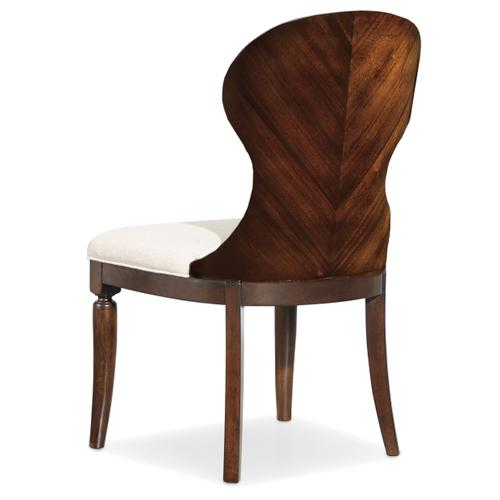Product Image - Palisade Wood Back Side Chair - 2 per carton/price ea