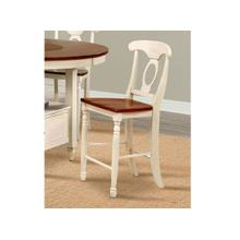 "Napoleon Stool - 24"" Height"