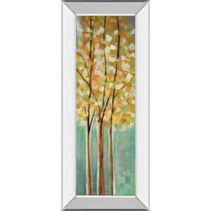 "Classy Art - ""Shandalee Woods Il"" By Susan Jill Mirror Framed Print Wall Art"