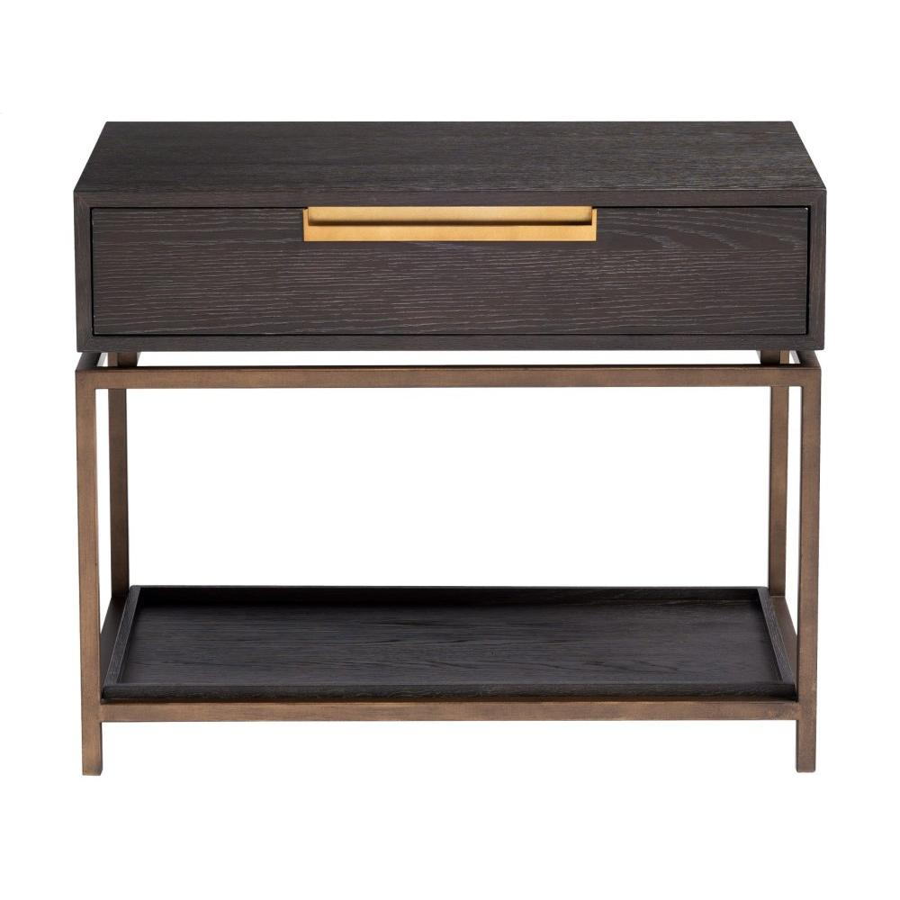 See Details - Gable Night Table