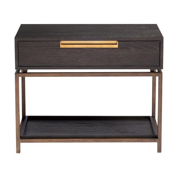 Gable Night Table