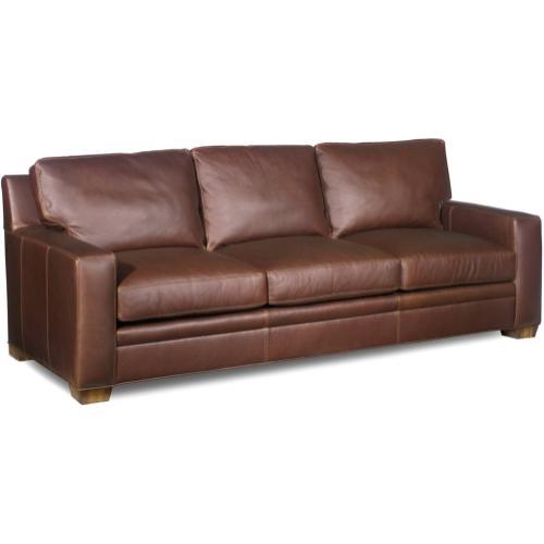 Bradington Young - Premier Collection - Hanley Leather Sofa
