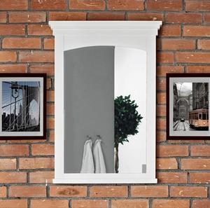 "Shaker Americana 24"" Mirror - Polar White Product Image"