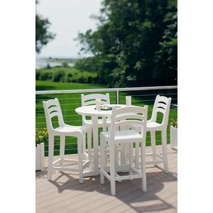 Seaside Casual - Charleston Balcony Chair (064)