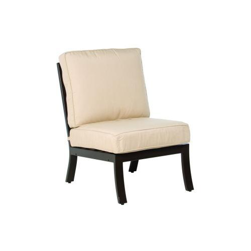 Xavier Sectional Deep Seating Armless Chair