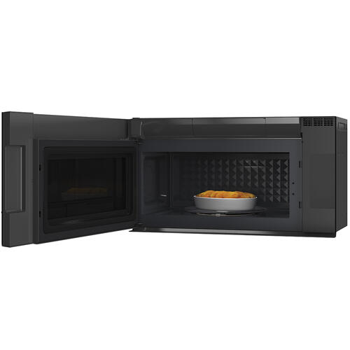 Café ™ 2.1 Cu. Ft. Over-the-Range Microwave Oven with WiFi Connect Modern Glass