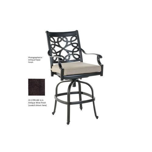 Grafton Gathering Swivel Arm Chair- AW