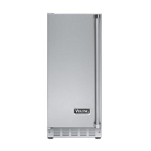 """Viking - Stainless Steel 15"""" Beverage Center - VUAR (Left Hinge Door)"""