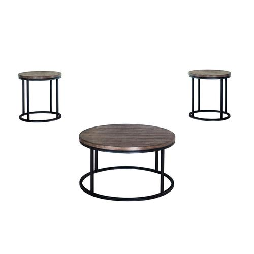 Lane Home Furnishings - 7328 Round Cocktail Table