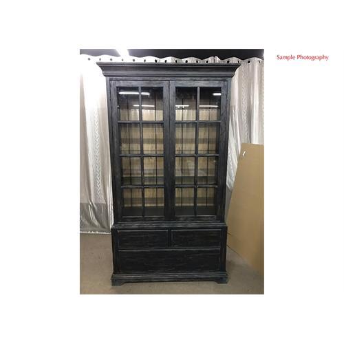 Liberty Furniture Industries - Curio Cabinet Hutch