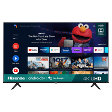 "43"" Class- A6G Series - 4K UHD Hisense Android Smart TV (2021)"