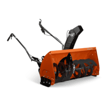 """See Details - 42"""" 2-Stage Snow Thrower Attachment (Manual lift)"""