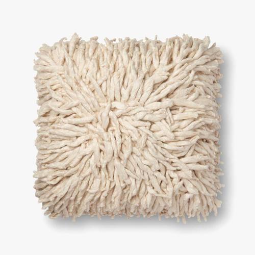 P0537 Cream Pillow