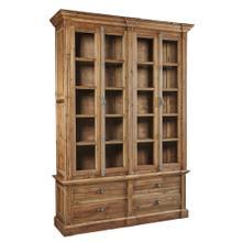 Natural Old Fir Bookcase