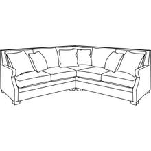 Patterson 24490 Sectional
