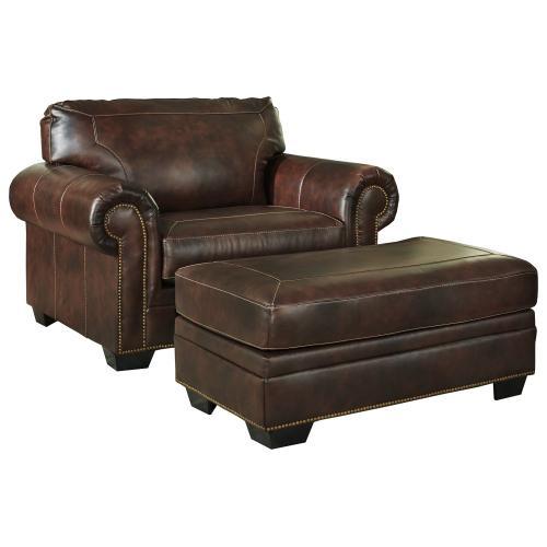 Ashley - Chair and Ottoman