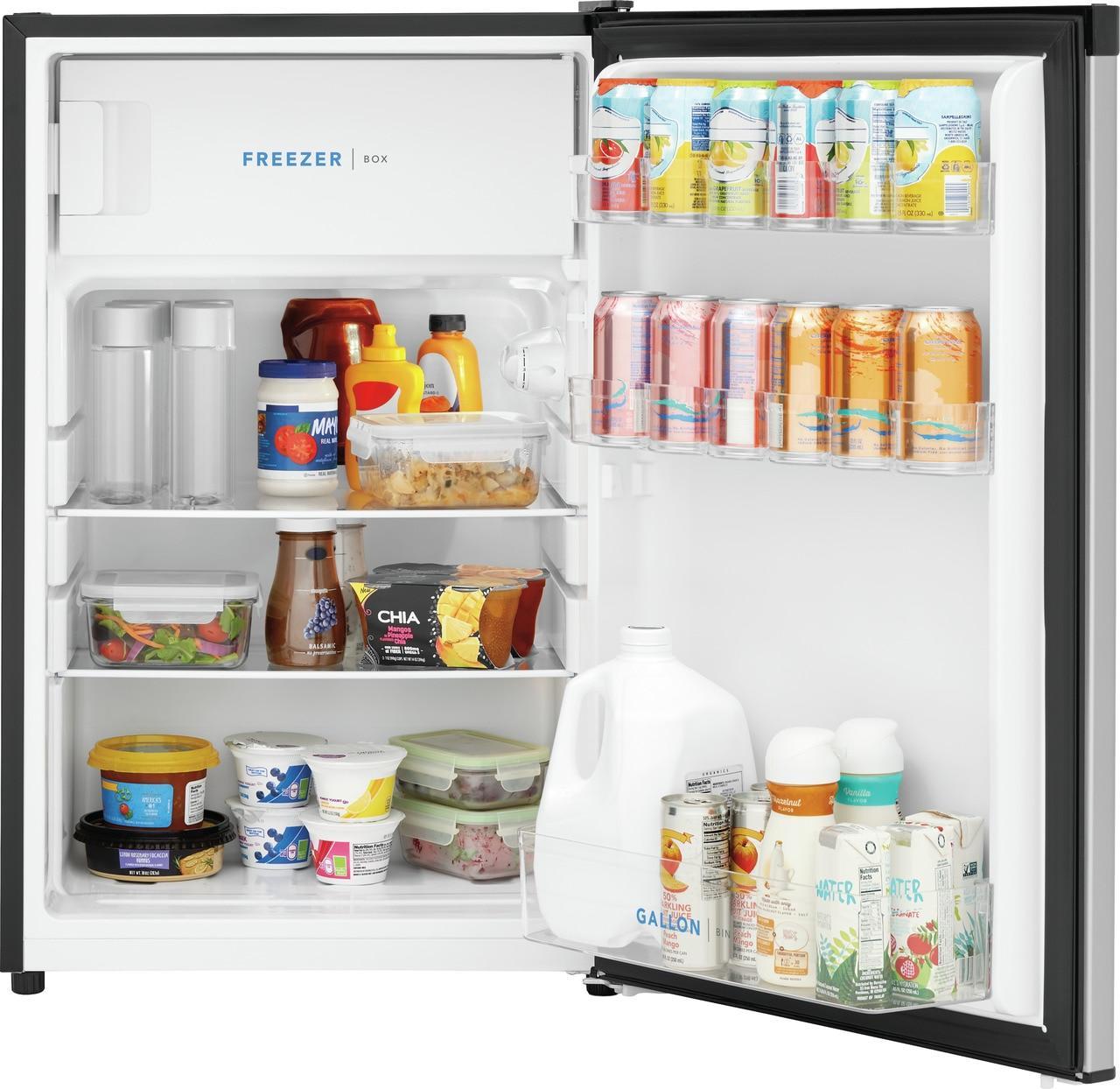 4.5 Cu. Ft. Compact Refrigerator Photo #3