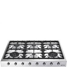 "90CM (approx. 35"") Professional Style ""Classic"" Gas Cooktop Stainless Steel"