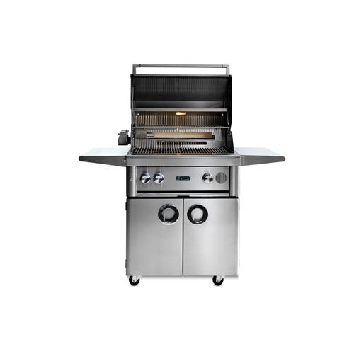 """30"""" Lynx Professional Freestanding Smart Grill with Rotisserie, LP"""