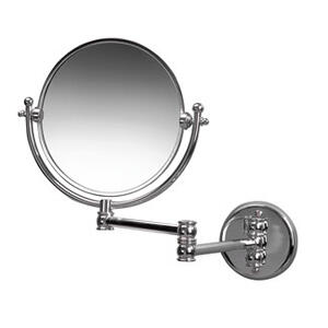 Classic Traditional Wall Mounted Magnifying Mirror X3 Product Image