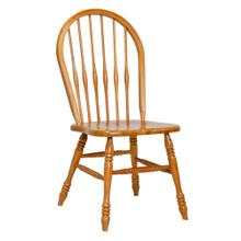 Turn Leg Side Chair