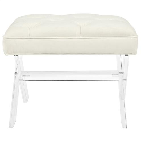 Swift Bench in Ivory