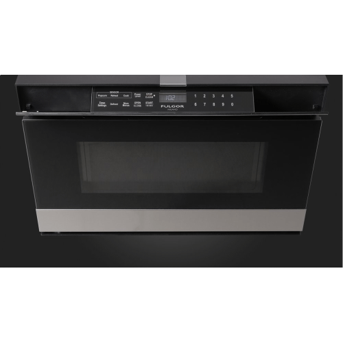 "24"" Built-in Drawer Microwave - Stainless Steel"
