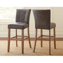View Product - Debby Bar Chair, Grey