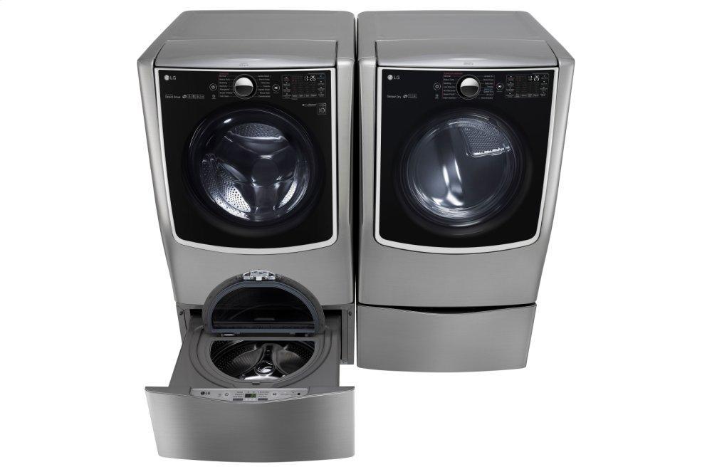 LG Appliances5.5 Total Capacity Lg Twinwash™ Bundle With Lg Sidekick™ And Gas Dryer