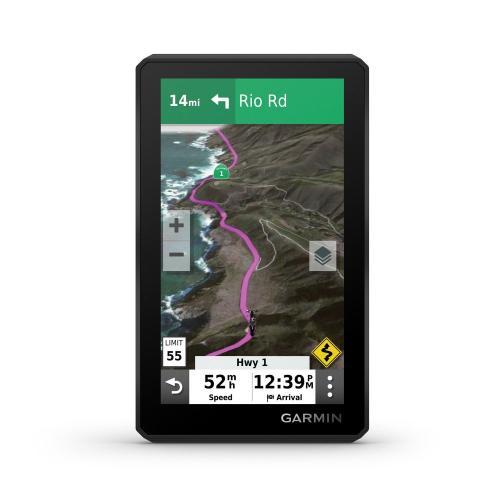 Petra - z mo® XT 5.5-Inch All-Terrain Motorcycle GPS Navigator