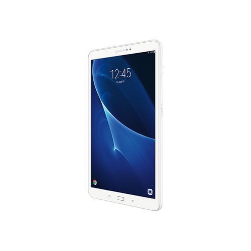 """Samsung - Galaxy Tab A 10.1"""", 16GB, White (Wi-Fi)"""