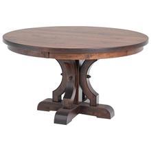 See Details - Caspian Single Pedestal Table