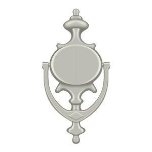 Deltana - Door Knocker, Imperial - Brushed Nickel