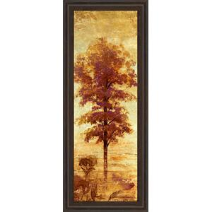 """Classy Art - """"Early Autumn Chill I"""" By Micheal Marcon Framed Print Wall Art"""