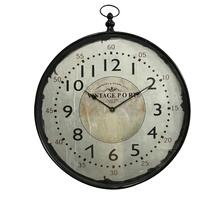 See Details - Marisol Bronze Wall Clock