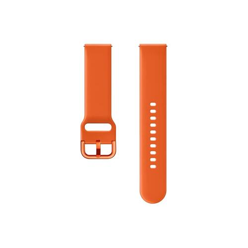 Fluoroelastomer Band (20mm) Orange