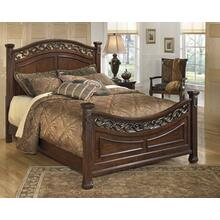 Leahlyn - Warm Brown 3 Piece Bed (King)