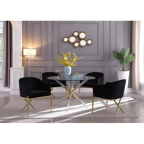 "Mercury Dining Table - 48"" W x 48"" D x 30"" H"