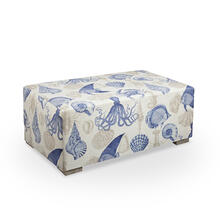 Rectangular Cocktail Ottoman