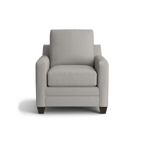 Bassett Furniture - Carolina Thin Track Arm Chair
