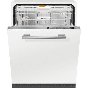 Fully-integrated, full-size dishwasher with hidden control panel, 3D+ cutlery tray, custom panel and handle ready Product Image