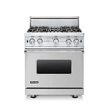 "DISPLAY MODEL 30"" Sealed Burner Gas Range, Propane Gas"